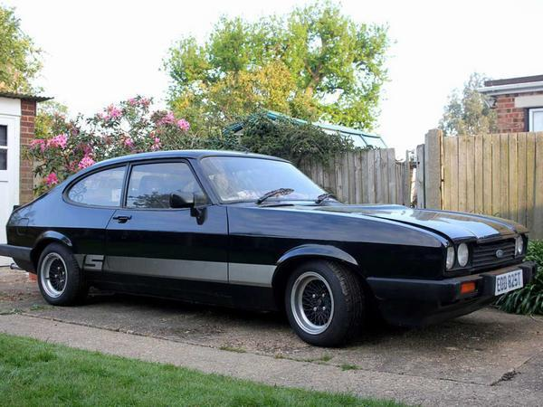 Ford Capri 3 0 S 163 15k Competition Update Pistonheads