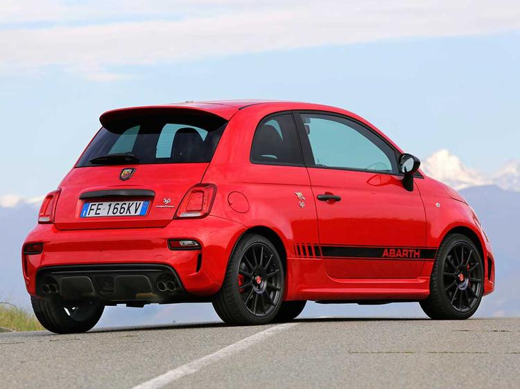 abarth 595 competizione review pistonheads. Black Bedroom Furniture Sets. Home Design Ideas