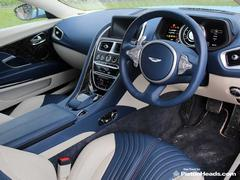 Finally, a decent Aston interior