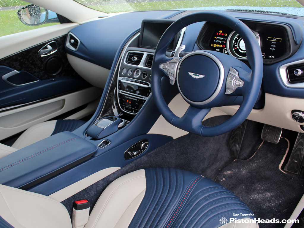 Aston Martin Db11 Vs Porsche 911 Turbo S Pistonheads