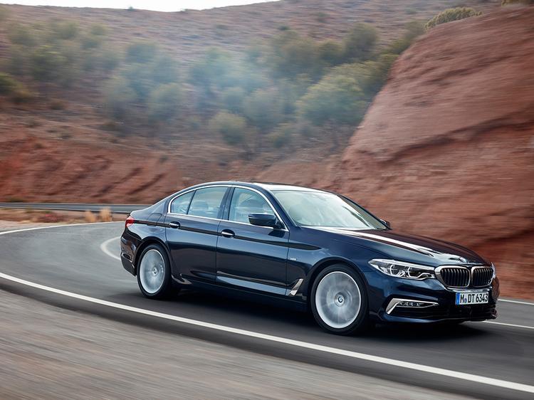 New BMW 5 Series 2017