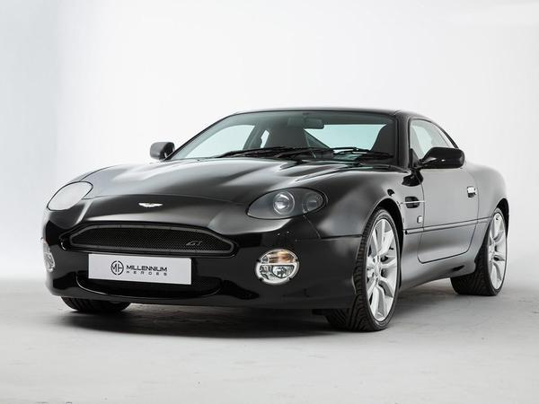 re: aston martin db7 gt: spotted - page 1 - general gassing