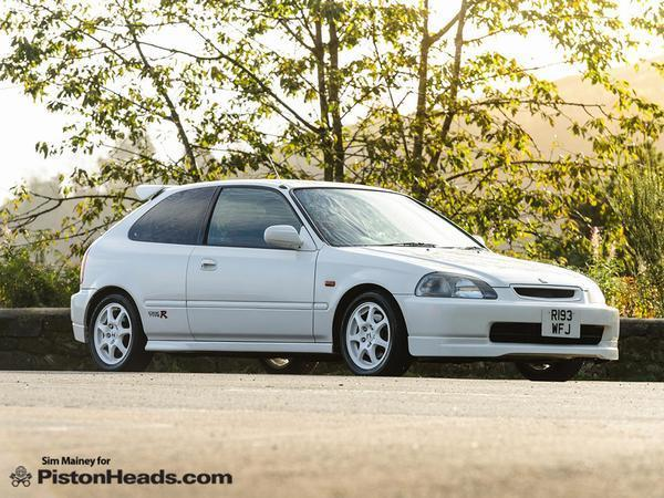 Honda Civic Type R Ek9 Ph Heroes Pistonheads