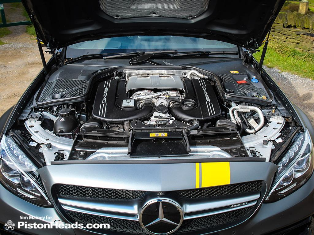 Further proof that AMG can really do turbo V8s