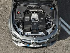 'Hot-V' V8 now with twin scroll turbos and 612hp