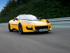 An Evora with some attitude!