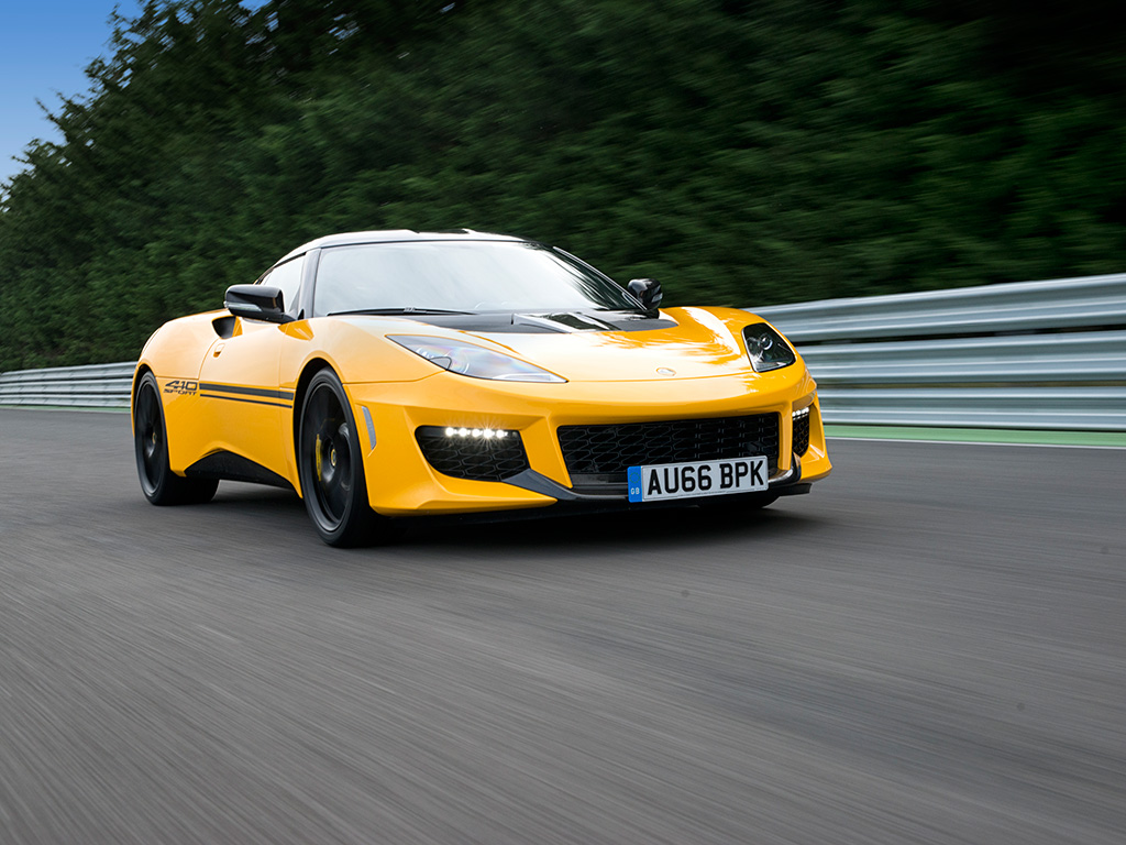 Lotus Evora Sport 410 Review Pistonheads