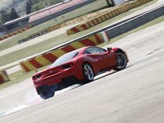 Ferrari electronics good; not that good though