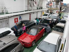 Ferry only runs from March until October