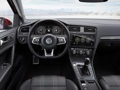 Gesture control in a Golf? It's happened!