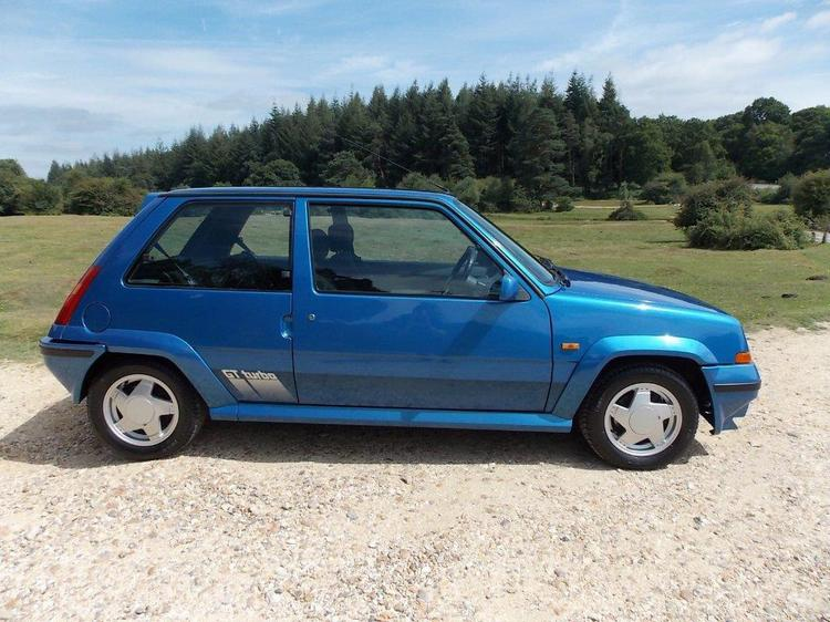 re renault 5 gt turbo spotted page 1 general gassing pistonheads. Black Bedroom Furniture Sets. Home Design Ideas