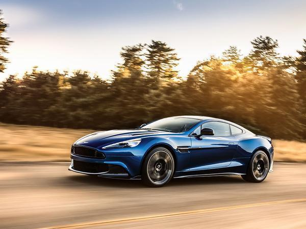 re: aston martin vanquish s unleashed - page 1 - general gassing