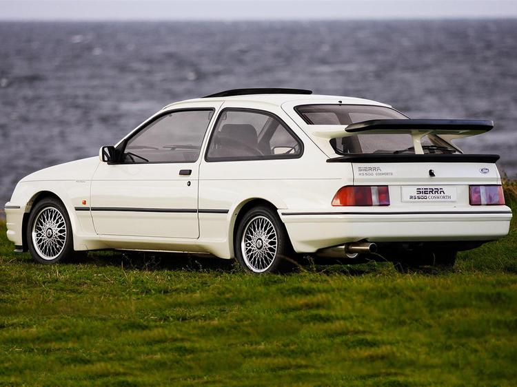 re ford sierra rs500 cosworth spotted page 1 general. Black Bedroom Furniture Sets. Home Design Ideas