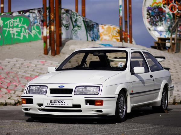 RE: Ford Sierra RS500 Cosworth: Spotted - Page 1 - General ...