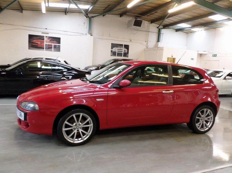 re shed of the week alfa romeo 147 jdtm page 1 general gassing pistonheads. Black Bedroom Furniture Sets. Home Design Ideas