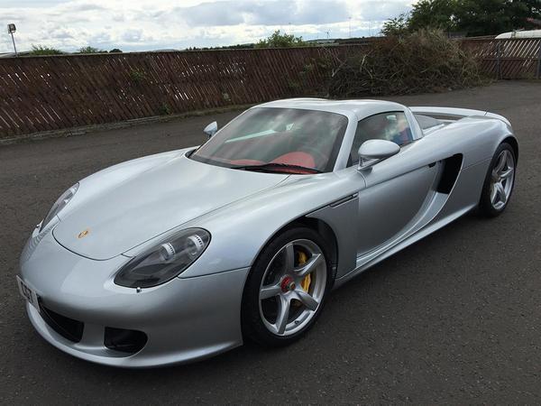 New Porsche Carrera Gt Spotted Pistonheads