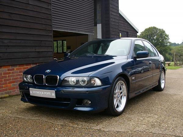 Used Bmw M5 >> RE: BMW M5 vs 530i: You Know You Want To - Page 1 ...