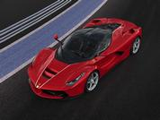 LaFerrari makes $7m at auction