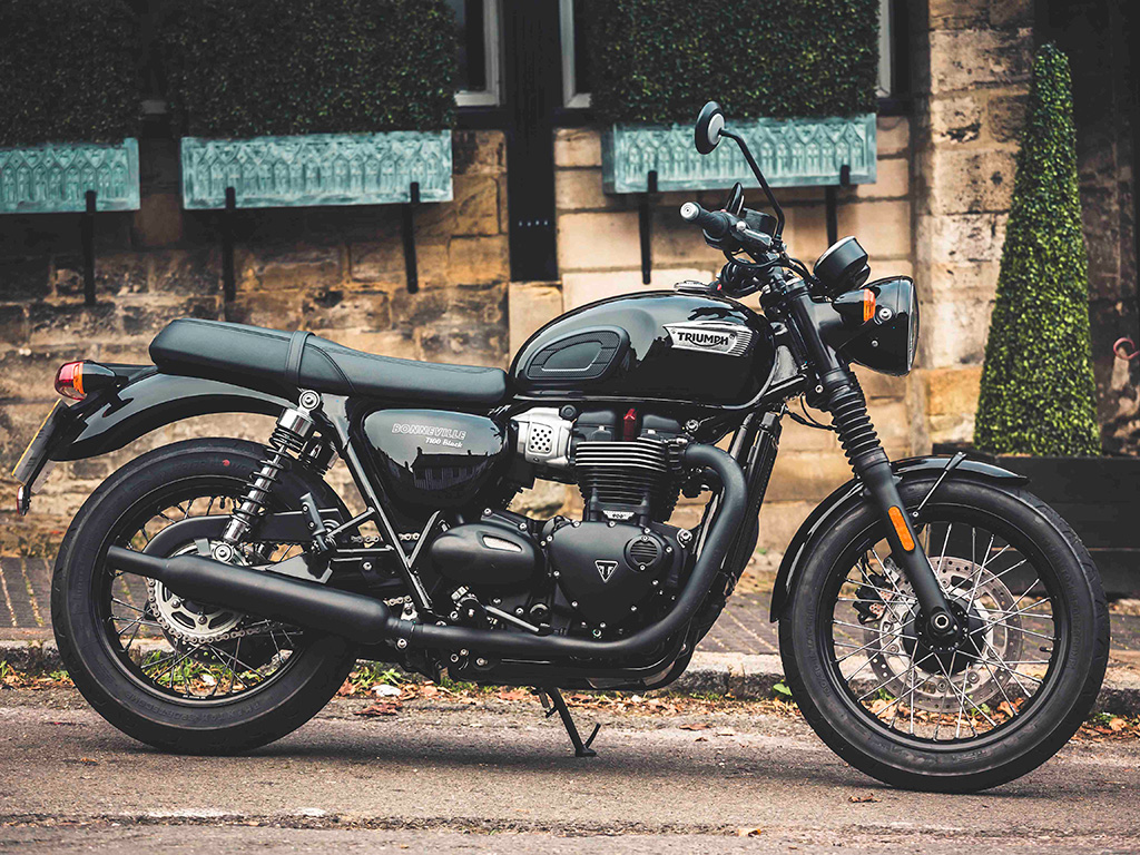 2017 Triumph Bonneville T100 Ph2 Review Pistonheads