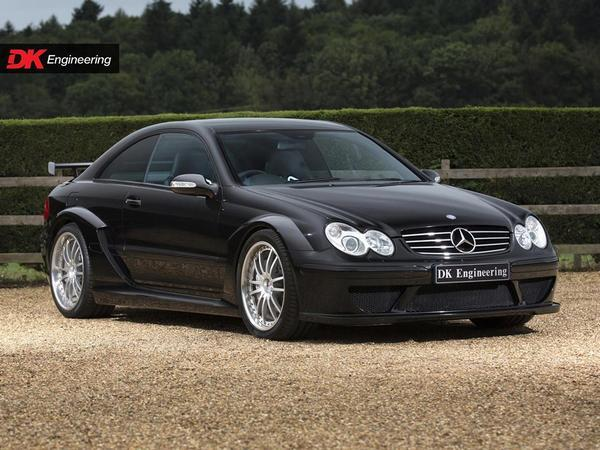 Mercedes Clk Dtm Amg Spotted Pistonheads