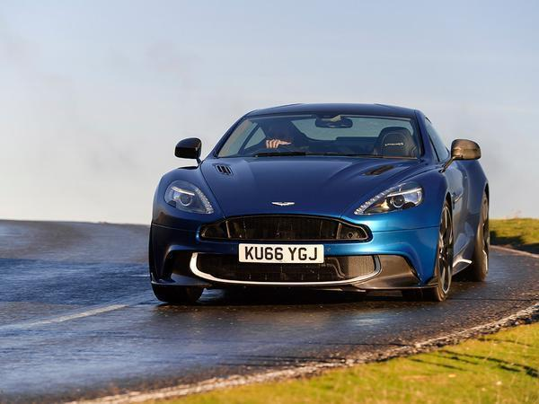 Re Aston Martin Vanquish S Driven Page 1 General Gassing
