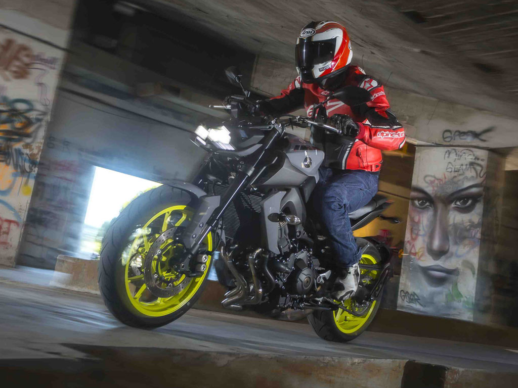 Yamaha Mt 09 Ph2 Pistonheads 2017 Image Not For All But It Is Great Fun