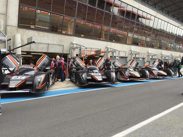 Ginetta to become FIA WEC LMP1 chassis manufacturer from 2018