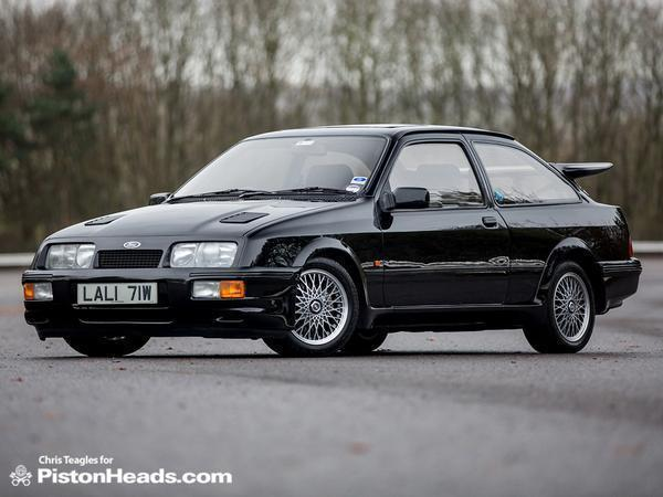 RE: Ford Sierra Cosworth RS500: PH Heroes - Page 1 - General