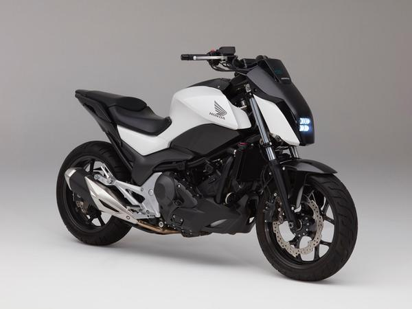 Honda unveils Moto Riding Assist at CES Vegas show