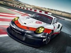 RSR sits at the top of an extensive racing 911 range