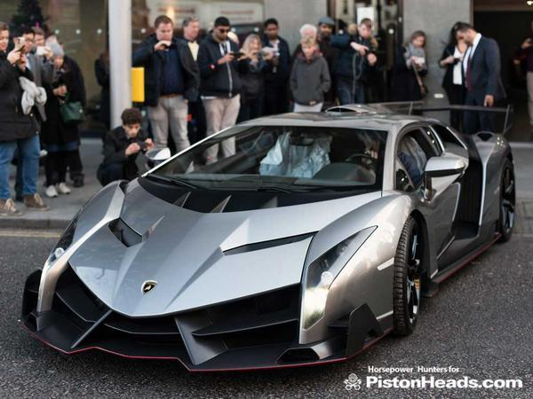 lamborghini veneno. in 2013 lamborghini announced the veneno to celebrate 50 years of italian supercar manufacturer car is named after a fighting bull that infamously