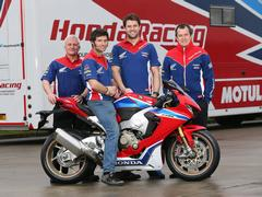 New Fireblade certainly looks the part