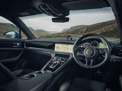 Interior genuinely staggering for the class