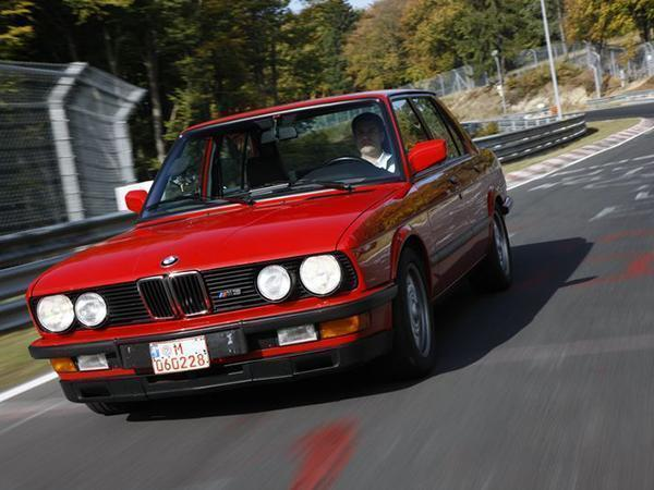 BMW M5 (E28): Market Watch   PistonHeads