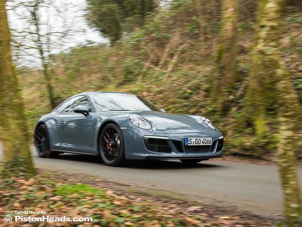 Porsche 911 Carrera 4 Gts Driven Pistonheads
