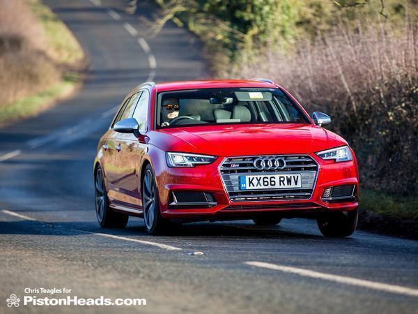Audi S Avant Review PistonHeads - Audi s4 avant