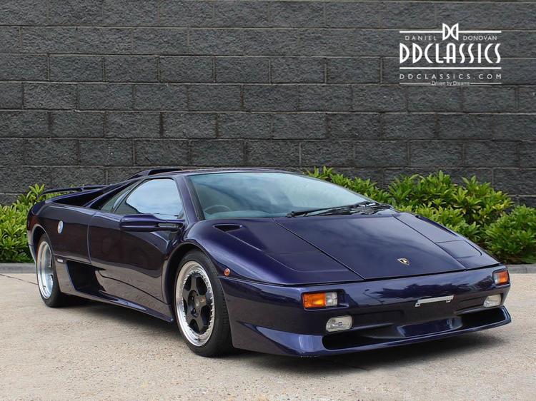 Lamborghini Diablo Sv Spotted Pistonheads