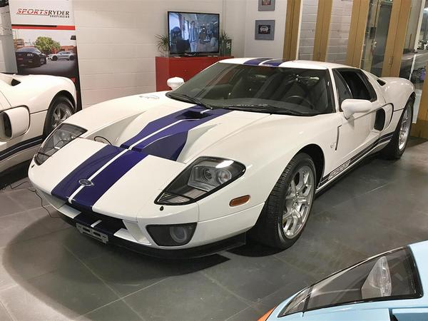 Ford Gt Spotted