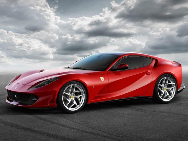 Superfast is Ferrari's fastest and most powerful vehicle
