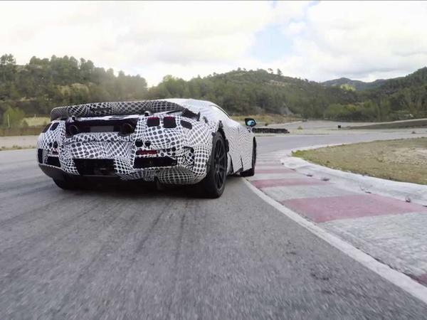 McLaren 720S to blitz Ferrari 488 to 200km/h