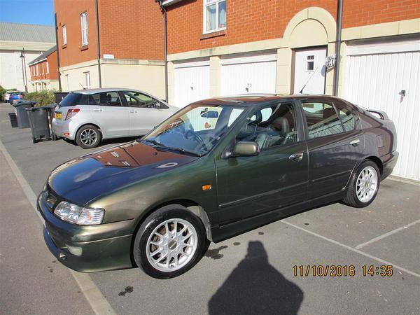 RE: Shed of the Week: Nissan Primera GT - Page 1 - General Gassing ...