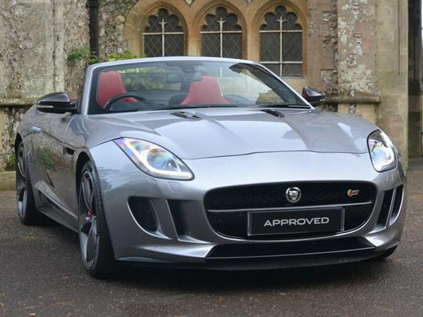 jaguar f type v8 s spotted pistonheads. Black Bedroom Furniture Sets. Home Design Ideas