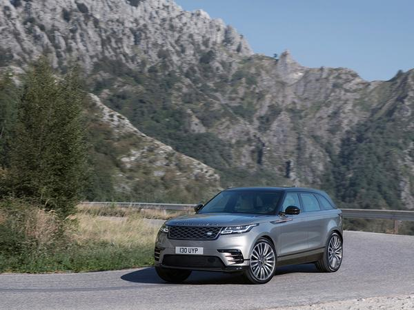 New Range Rover Velar model to be built in Solihull