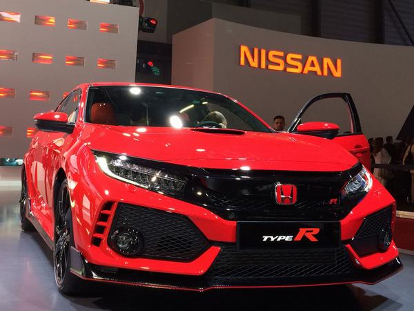 Yes, All New Civic Type R Is Here And Itu0027s Even Madder Than The Last One ( New Pics Added)