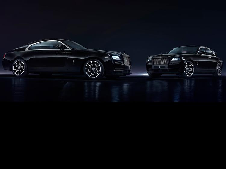 This Rolls-Royce Ghost's Diamond-Like Appearance Is No Coincidence