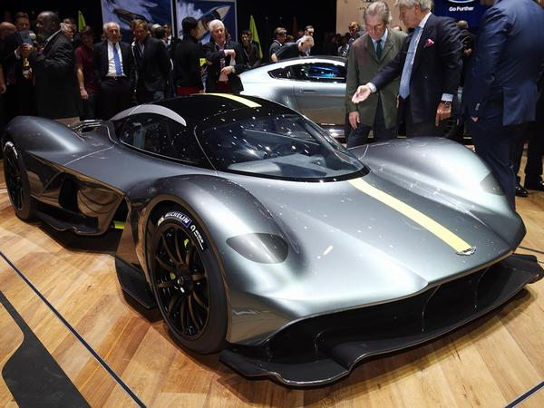 Aston Martin Am Rb 001 Becomes Valkyrie Pistonheads