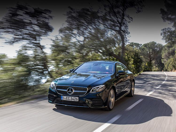 RE: Mercedes E-Class Coupe: Review - Page 1 - General