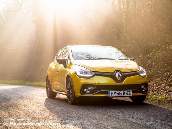 re: renault sport clio 220 trophy: driven - page 1 - general gassing