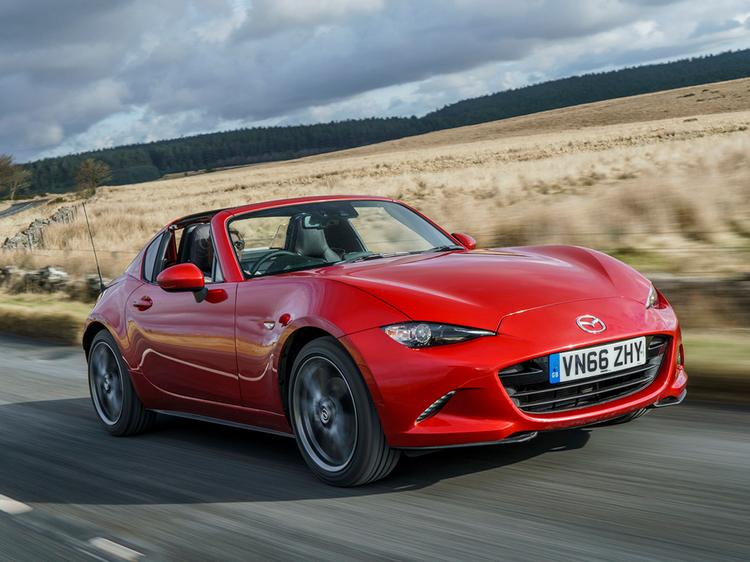 mazda mx 5 rf uk review pistonheads. Black Bedroom Furniture Sets. Home Design Ideas