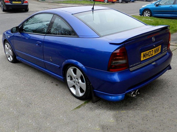 Shed Of The Week Vauxhall Astra Coupe Pistonheads